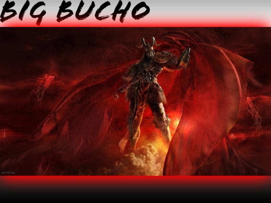big bucho, blog, mayhem,