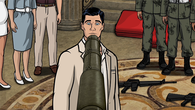 'Archer' Has Dumped The Name ISIS From Its Spy Agency For ObviousReasons