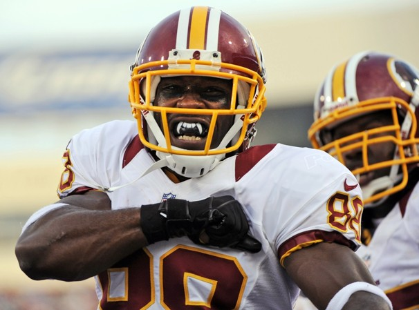 pierre garcon mouth[iece, washington redskins, nfl, nfl  network, richard sherman, seattle seahawks